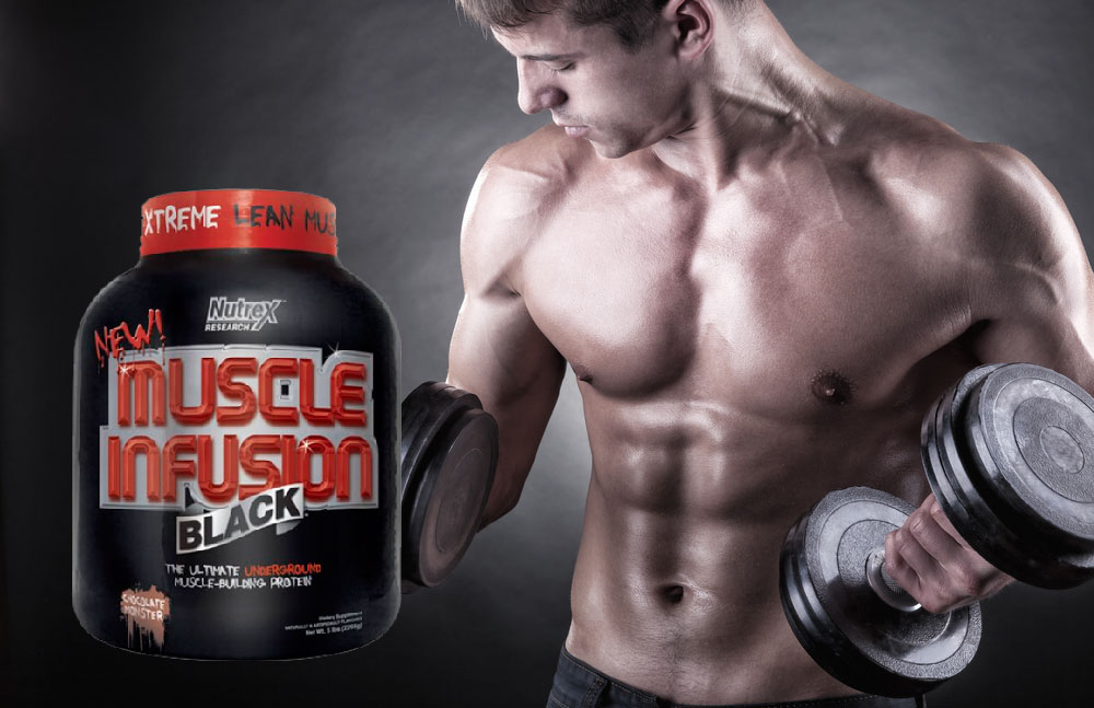 <Muscle Infusion Nutrex