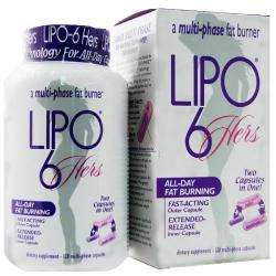 Lipo 6 Hers Multiphase Nutrex